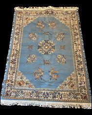 Sea Blue Persian Rug