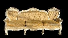 Honey Yellow Grand Astoria Sofa