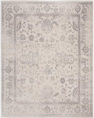 Neutral Shabby Chic Rug