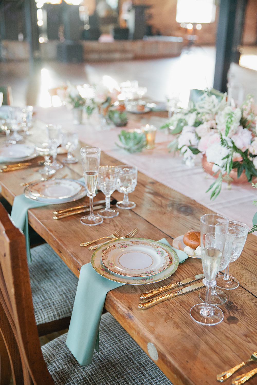 Salvage One weddings