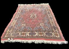 Large Pink Persian Rug