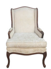 White Provincial Chair