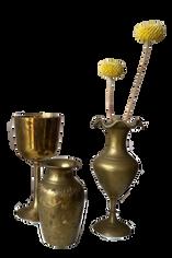 Small Brass Vessels