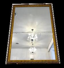 Medium Gold Mirror
