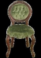 Green Sweetheart Chair