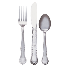 Matching Stainless Flatware