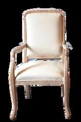 White Italian Dining Chair