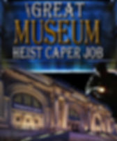 Boston Escape Game Museum Heist