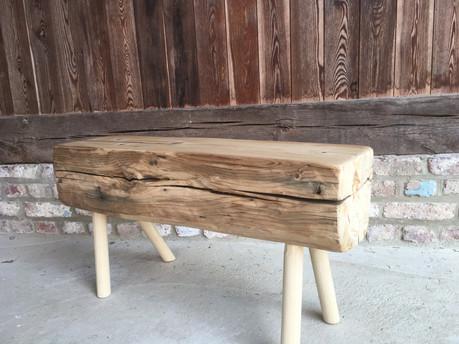 L'équilibre du charpentier