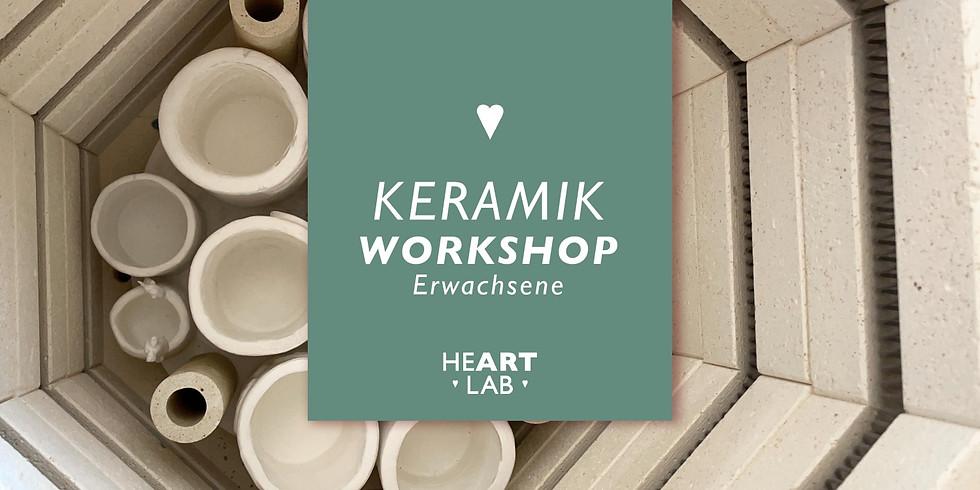 Keramik Workshop für Erwachsene 15.08.
