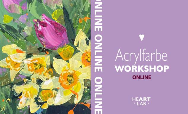 Online Live Workshops für Erwachsene