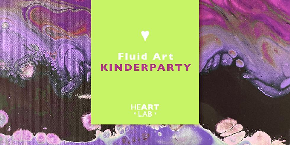 FLUID ART Workshop für Kinder 20.06.