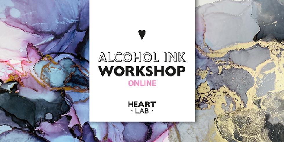 Alcohol Ink Workshop  08.05.