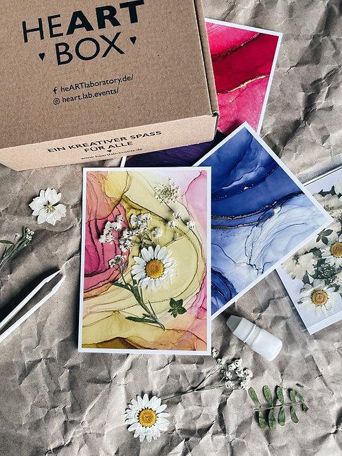 HeART BOX /Flower Power