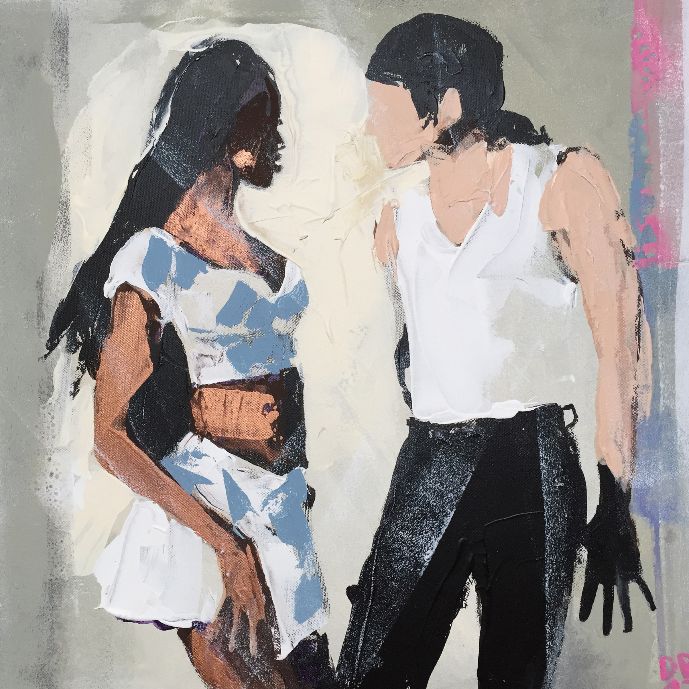 Michael&Naomi (SOLD)