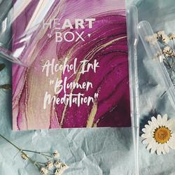 HeART BOX Alcohol Ink