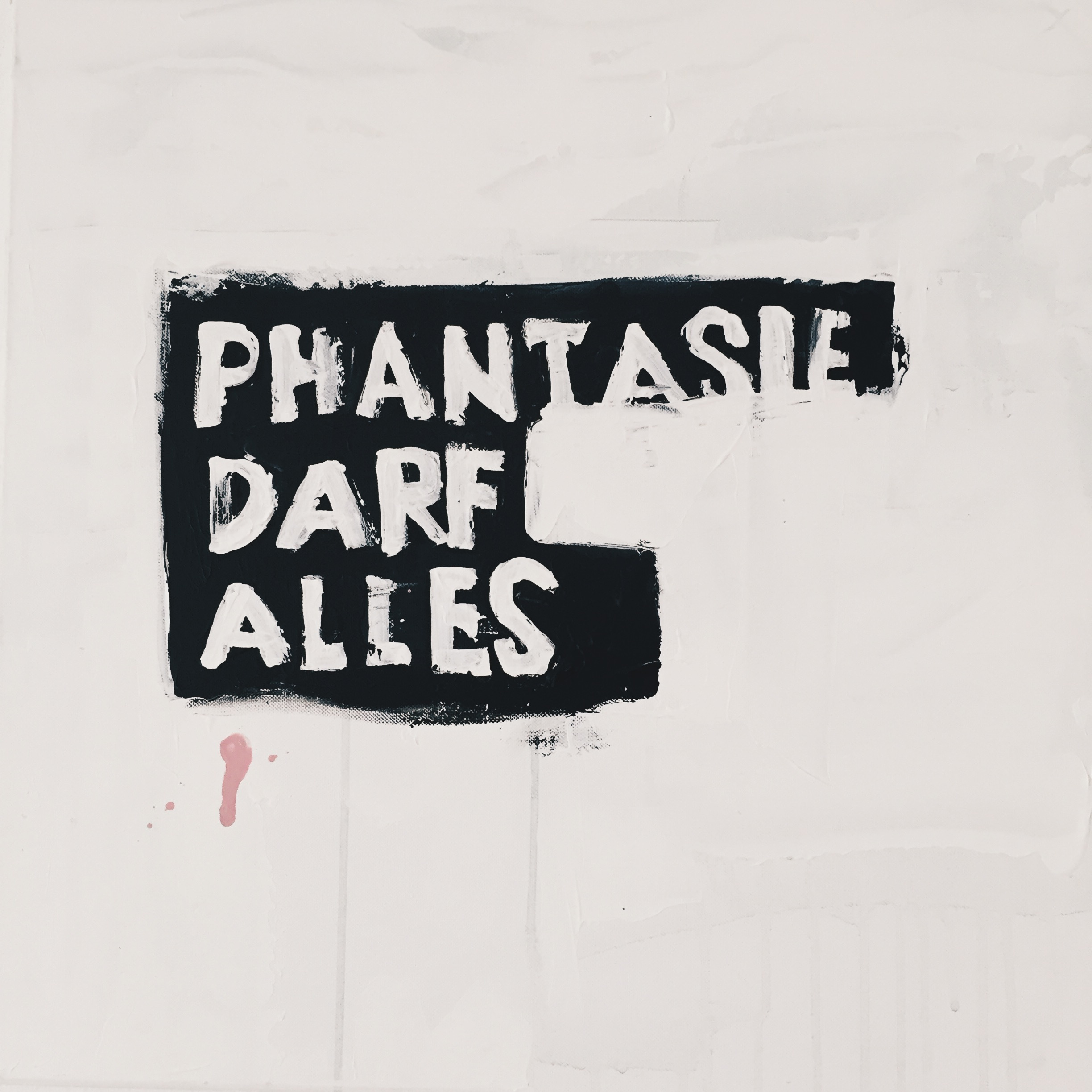 Phantasie darf alles (Sold)