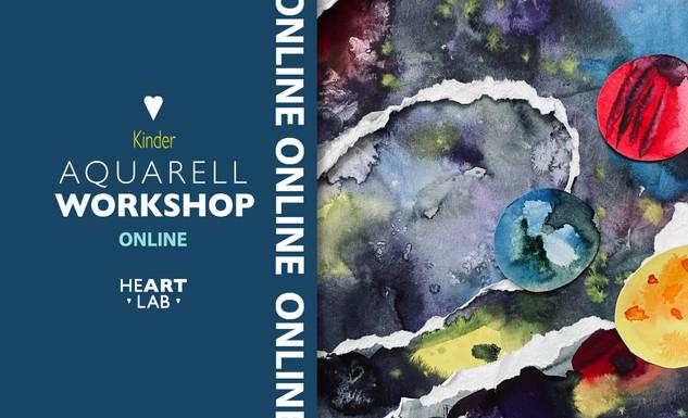Online Live Workshops für Kinder