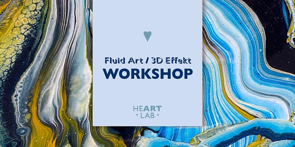 "FLUID ART für Erwachsene ""3D Effekt"" 29.01."