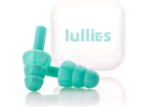 Lullies Ear Plugs (Turquoise)