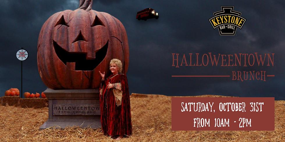 Halloweentown Brunch