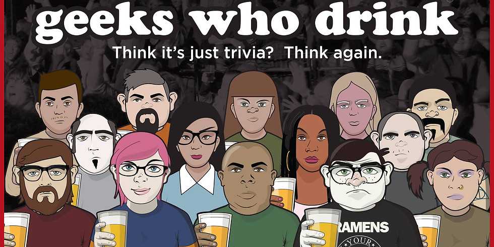 Geeks Who Drink Trivia at The St. Clair