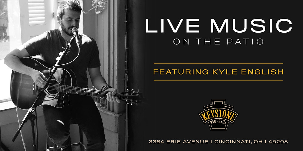 Live Music with Kyle English