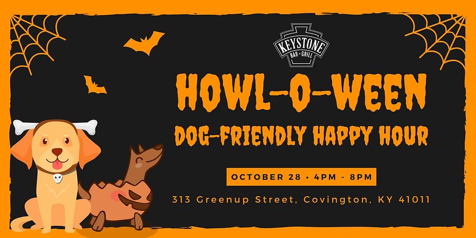 Howl-o-ween Happy Hour