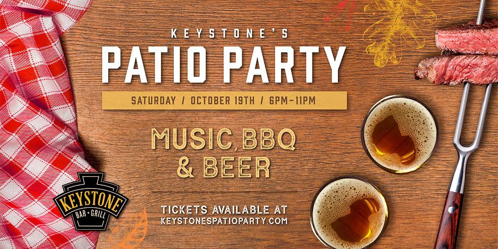 Keystone's Patio Party