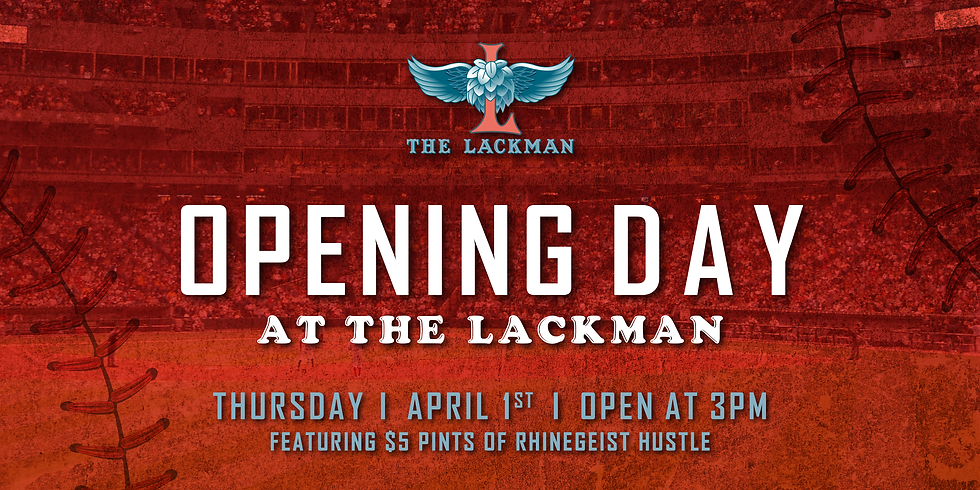 Opening Day at The Lackman