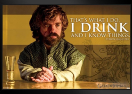 If Game of Thrones Characters Were Alcoholic Beverages