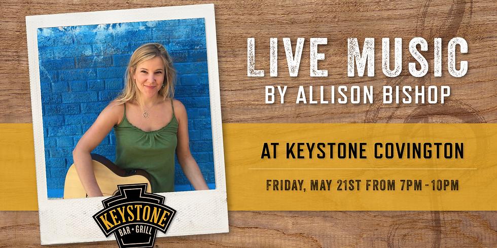 Live Music by Allison Bishop