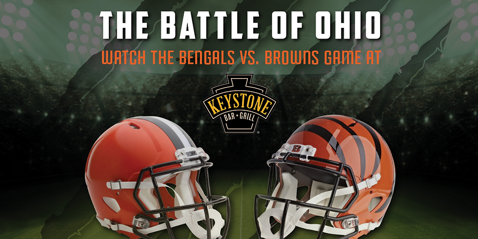 Bengals vs. Browns Watch Party