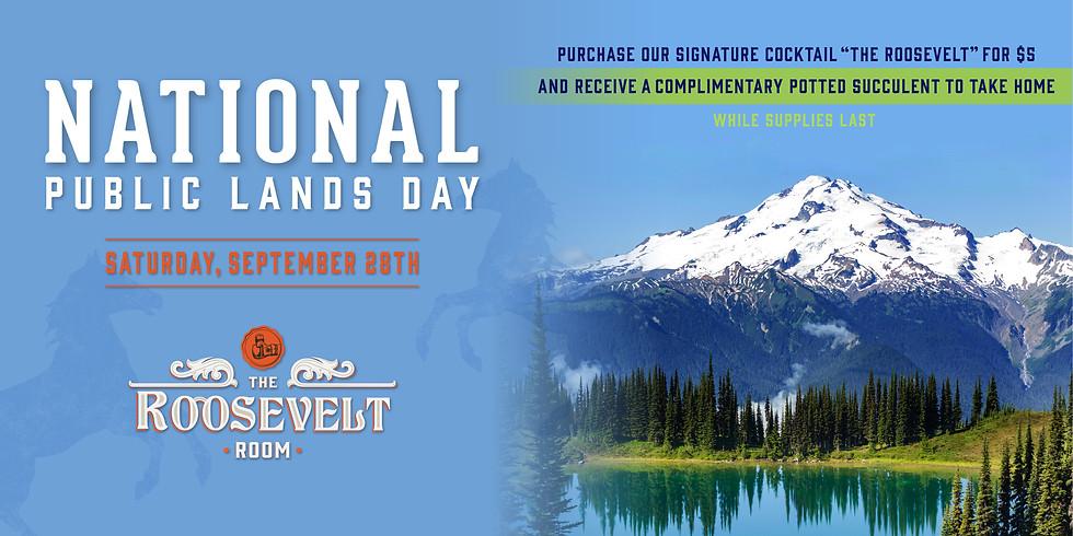 National Public Lands Day