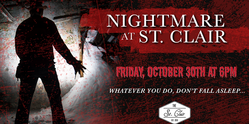 Nightmare at St. Clair