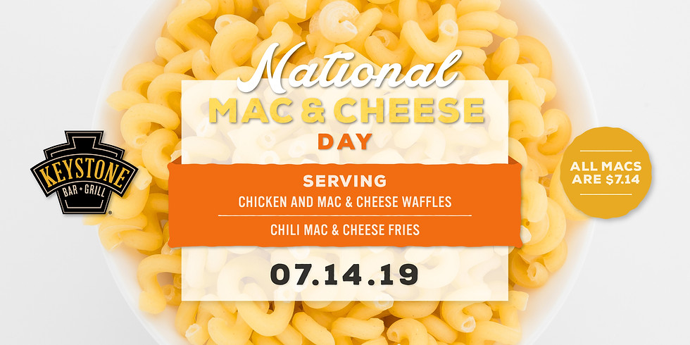 National Mac & Cheese Day