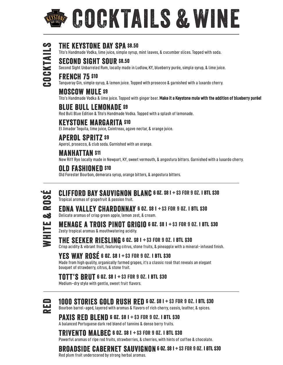 Keystone Covington Drink Menu.png