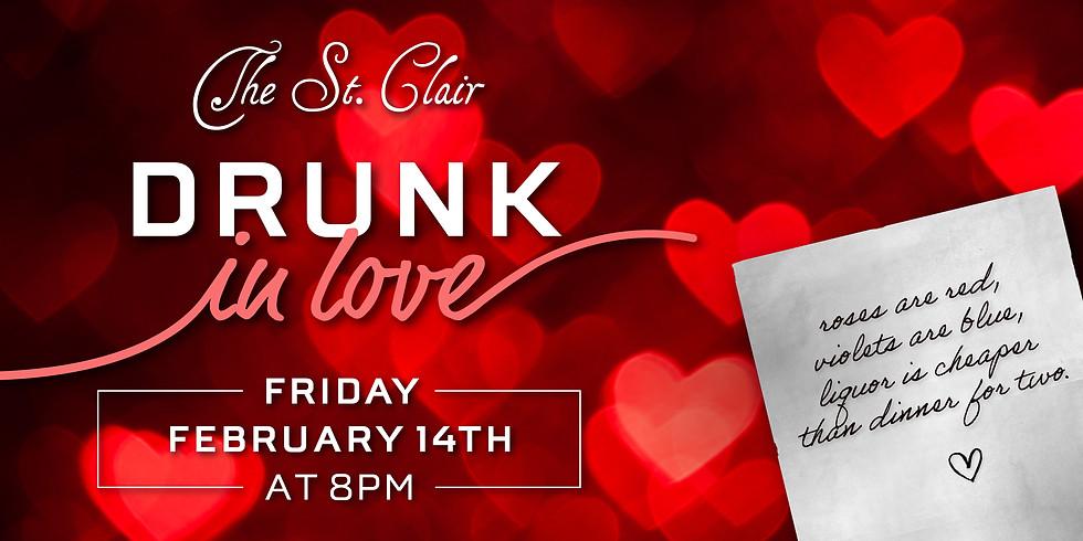 Drunk in Love Valentine's Day Party