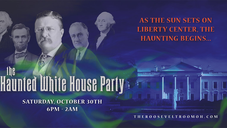 The Haunted White House Party