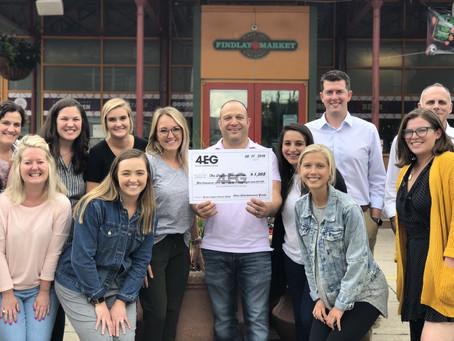 4EG Raises $1,968 for Dayton Tornado Relief Efforts