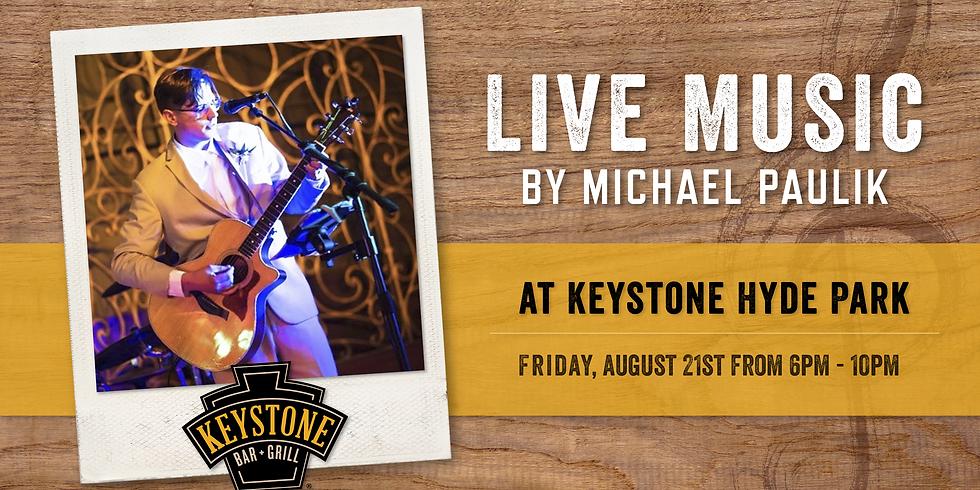 Live Music by Michael Paulik