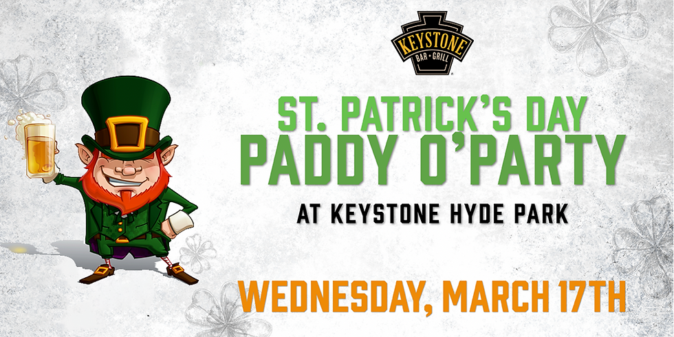 Paddy O'Party