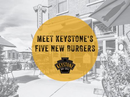 Keystone's Wednesday Burger Special Just Got 5x Better