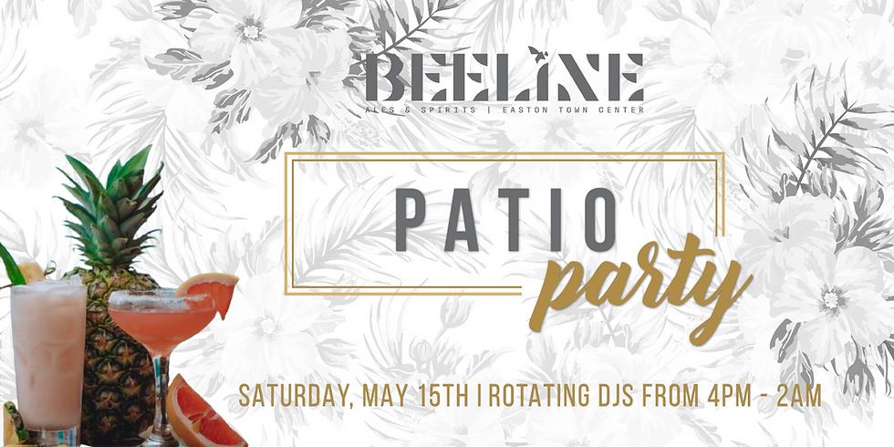 Patio Party at Beeline