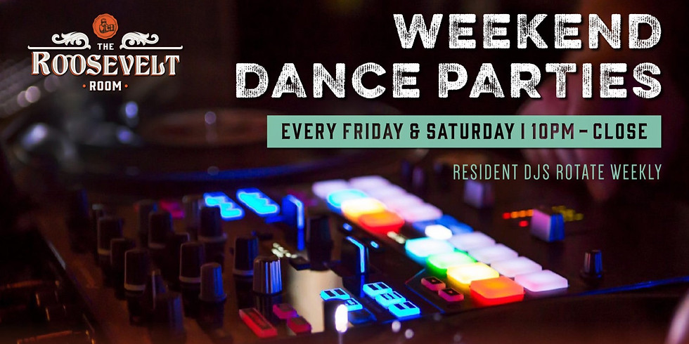 Weekend Dance Party