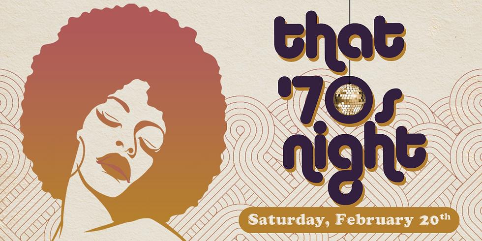 That '70s Night