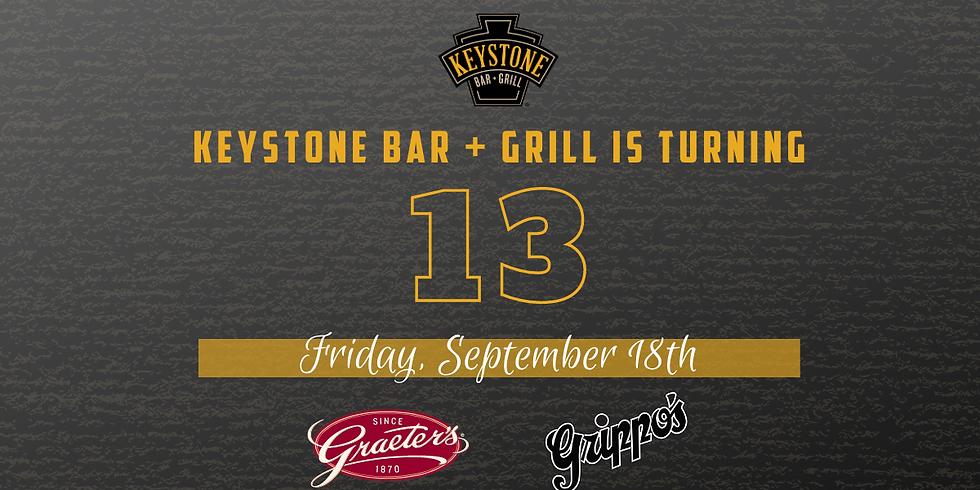 Keystone's 13th Birthday Party
