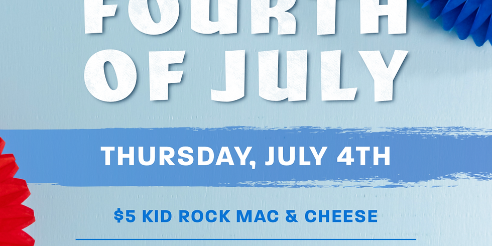 Fourth of July at Keystone