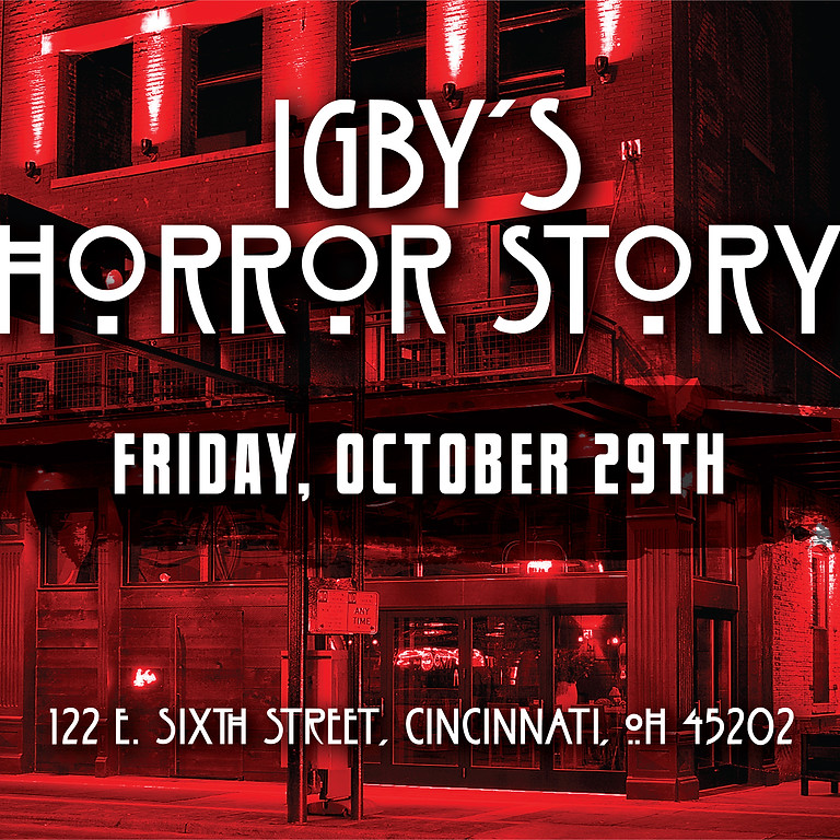 Igby's Horror Story Halloween Party