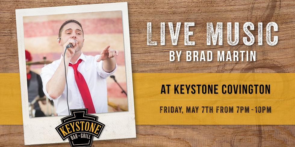Live Music by Brad Martin